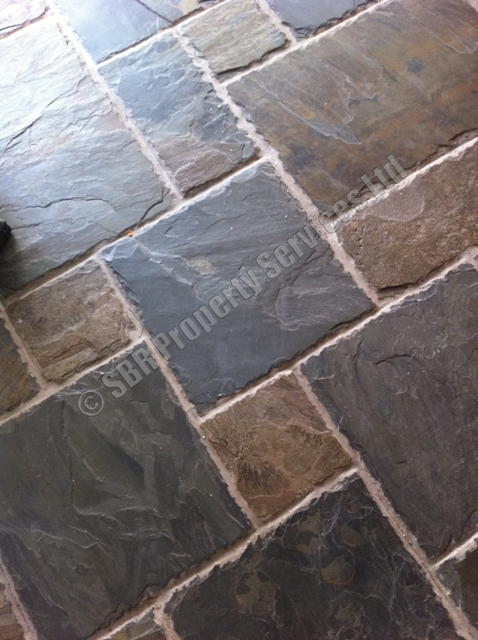 Images Of Natural Slate Floor Tiles